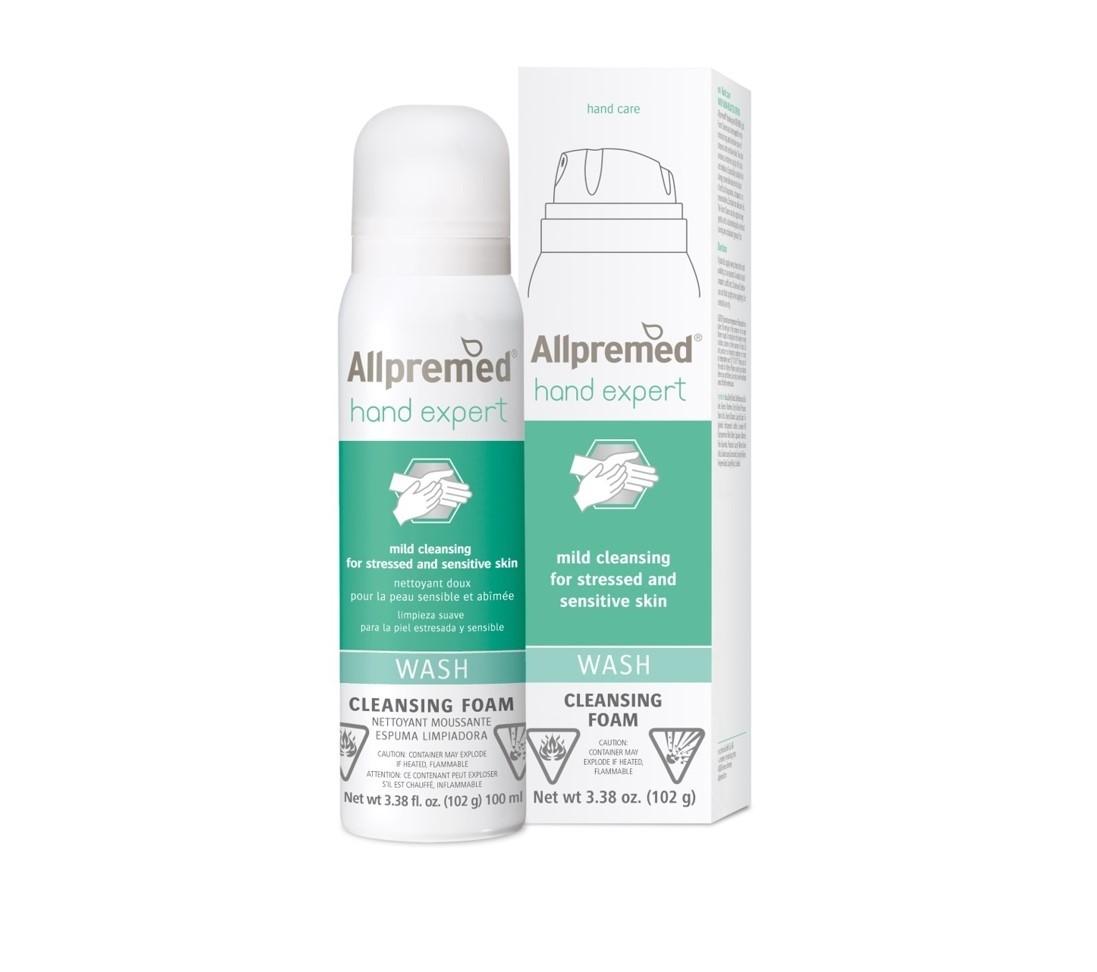 Allpremed® hand expert Cleansing Foam WASH 100ml