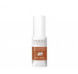Podoexpert by Allpremed® dry to cracked skin Foam (Sample Size) 15ml